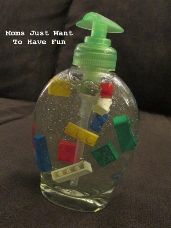 Lego Soap 1