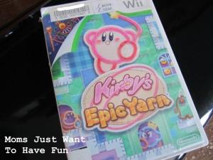 Kirby Epic Yarn-w