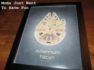 Millenium Falcon-w